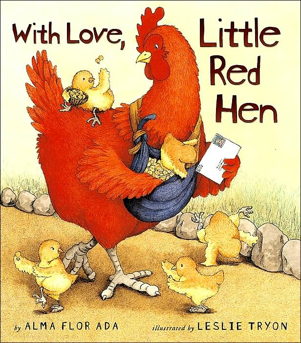 withlovelittleredhen
