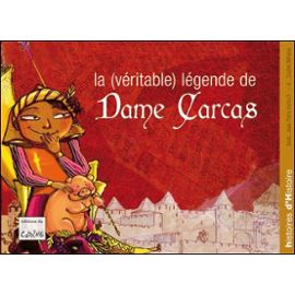 la-veritable-legende-de-dame-carcas-de-jean-pierre-lerloc-h-936474865_ML
